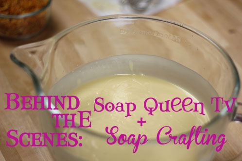 Soap Queen TV + Soap Crafting