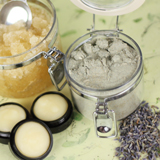 Learn to make 3 different types of Scrubs on Soap Queen TV