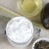 How to Make natural Whipped Avocado Body Butter on Soap Queen TV with Anne-Marie Faiola