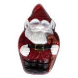 Soapy Santa Claus is a great holiday soapmaking project.
