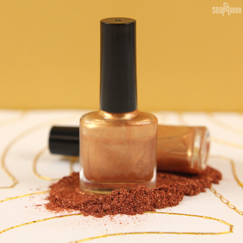 Bronze Goddess Nail Polish Kit