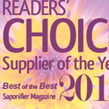 Vote for Saponifier Magazine's Readers Choice Awards for Supplier of the Year!